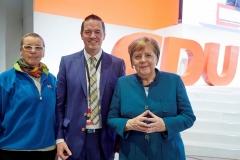 31. CDU-Parteitag, Hamburg, Bildquelle: Laurence Chaperon