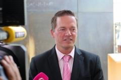 Gregor Golland im Interview/3. Bild: Landtag NRW