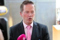 Gregor Golland im Interview/2. Bild: Landtag NRW