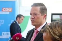 Gregor Golland im Interview/1. Bild: Landtag NRW