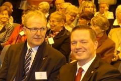 Neujahrsempfang CDU Brühl, Bild: Peter Kirf