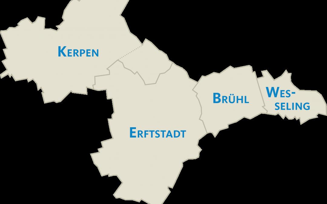 Dorferneuerung 2019: 250.000 Euro fließen nach Erftstadt-Bliesheim