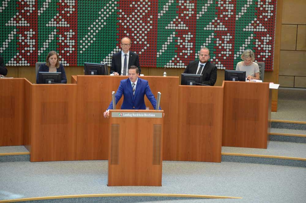 78 Personen in NRW wegen Terrorismus unter polizeilicher Beobachtung