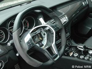 Fahrzeug- und Naviklau nimmt landesweit zu