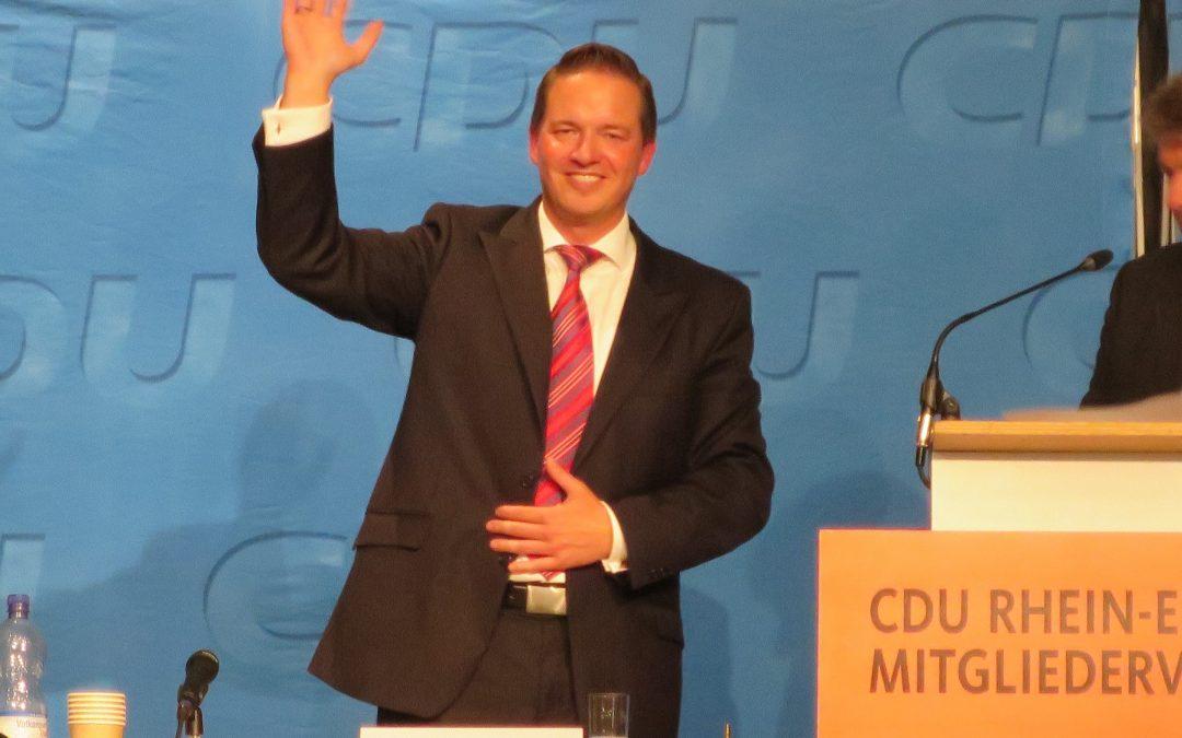 Gregor Golland als Vorsitzender wieder gewählt