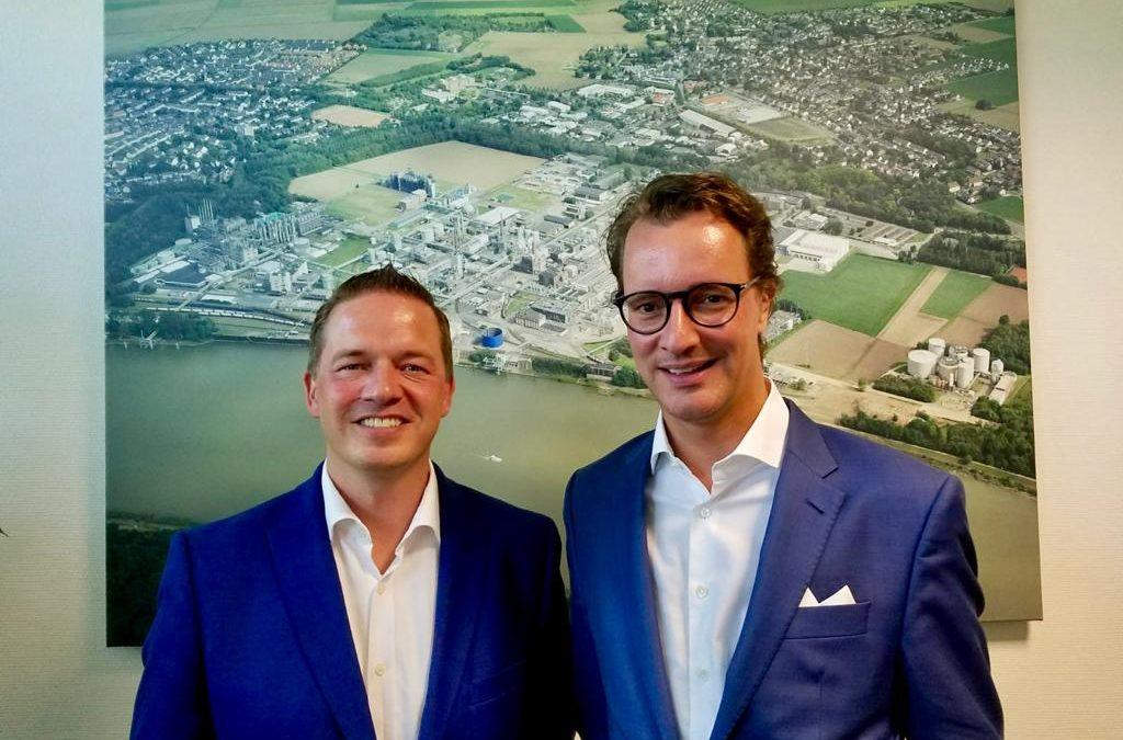 NRW-Verkehrsminister betont Notwendigkeit der neuen Rheinbrücke