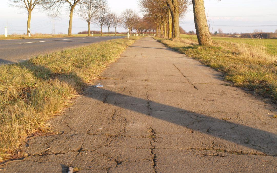 Sanierungsmaßnahmen an Landstraßen in Kerpen