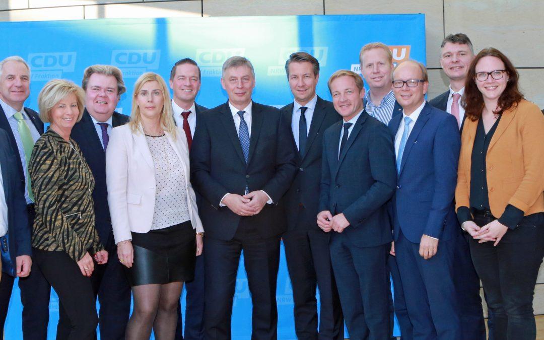 Gregor Golland als stellvertretender Fraktionsvorsitzender bestätigt