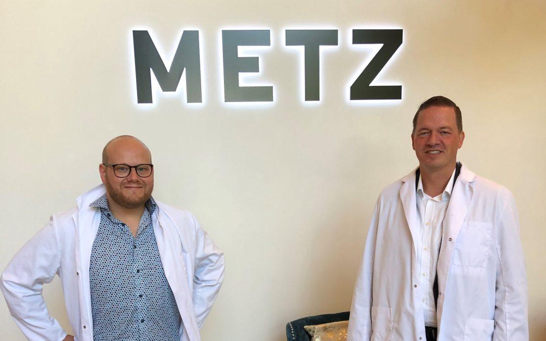 Gregor Golland besucht Brühler Catering-Unternehmen Metz
