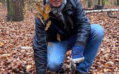 Aktionswoche Wald: Eine Eiche für Erftstadt