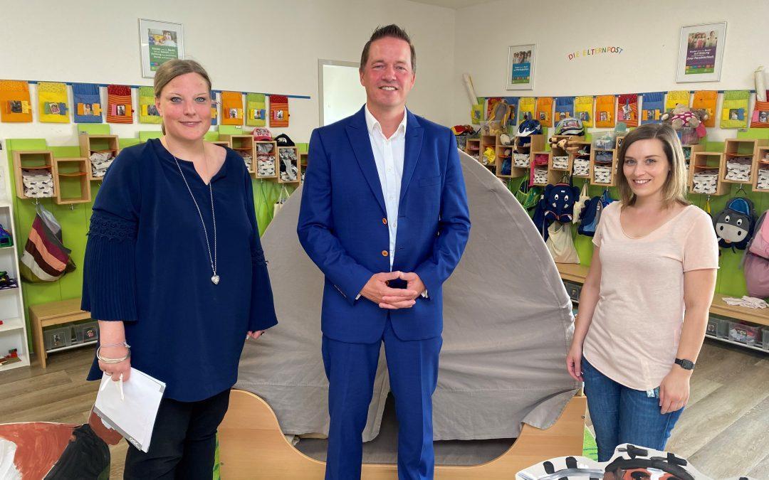 Golland wird Partner von Kinderparlament-Projekt