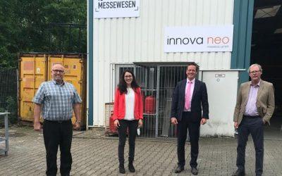 Bergheimer Messebauer: Stillstand seit 15 Monaten